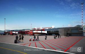 RENDER_Genova_Aeroporto_Ampliamento_finger