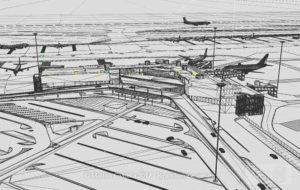 RENDER_Genova_Aeroporto_wireframe_2
