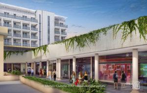 RENDER_Genova_Nuovi_appartamenti_centro_commerciale_2