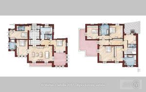 RENDER_Genova_Ristrutturazione_villa_privata_interni_1
