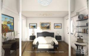 RENDER_Genova_Ristrutturazione_villa_privata_interni_4_camera