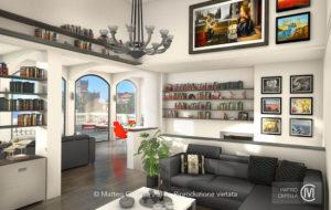 RENDER_Genova_Ristrutturazione_villa_privata_interni_4_living