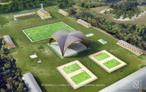 RENDER_Niefang_Centro_sportivo_studenti_volo
