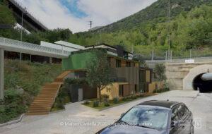 RENDERING_Chiomonte_Centro_accoglienza_015