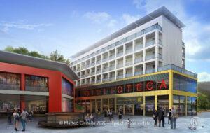 RENDER_Genova_Nuovi_appartamenti_centro_commerciale_1